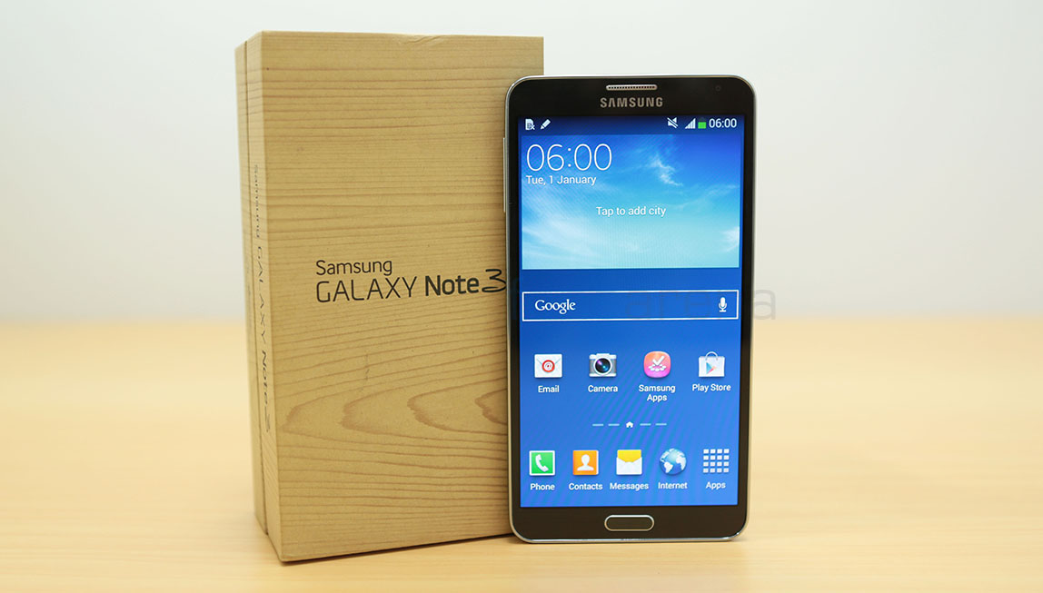 samsung galaxy note 3 unboxing. Black Bedroom Furniture Sets. Home Design Ideas