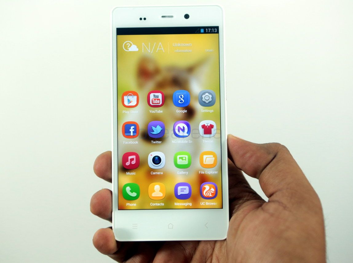 Gionee Elife E6 Unboxing-1