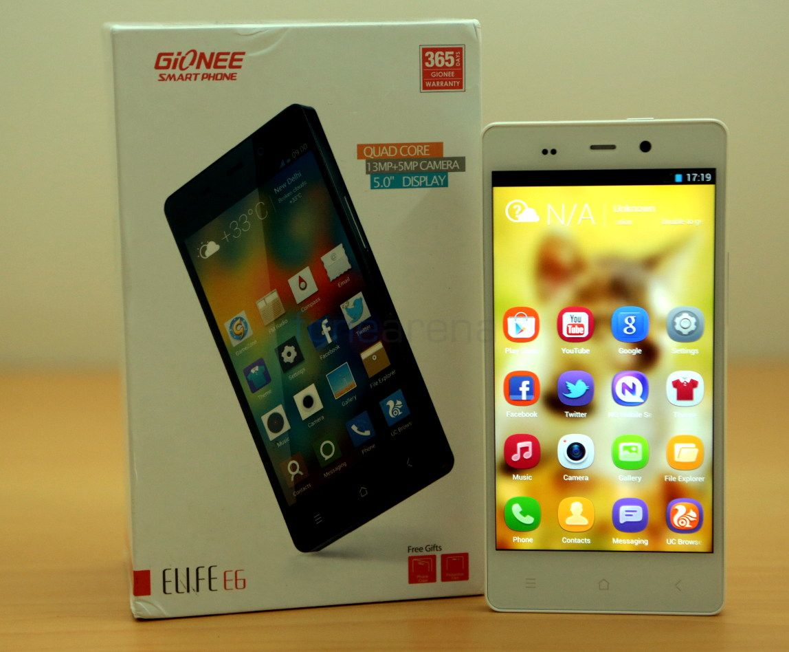 Gionee Elife E6 Unboxing-15