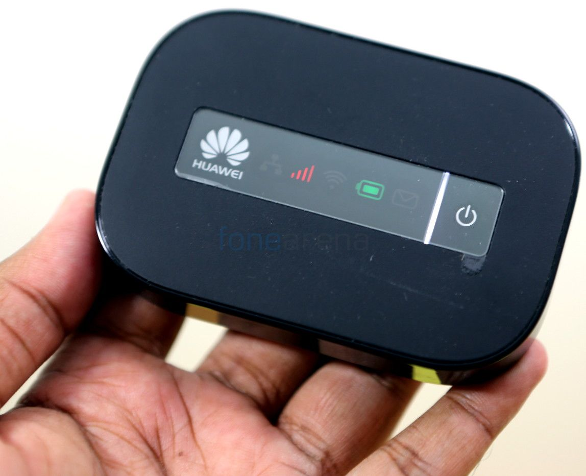 Huawei E5151 Mobile Wi-Fi Router Review