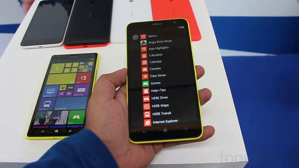 reputable site 01341 96210 Nokia Lumia 1320 India launch scheduled for mid January 2014