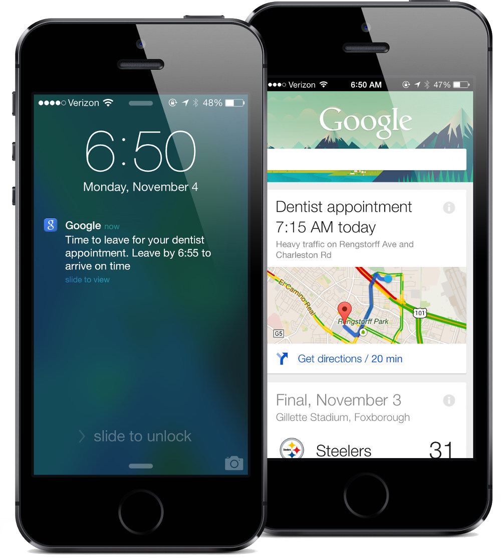 google now for iphone search for iphone and updated with 3029