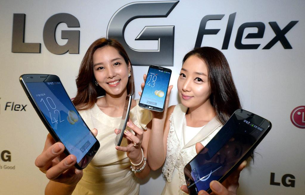 LG G Flex Korea