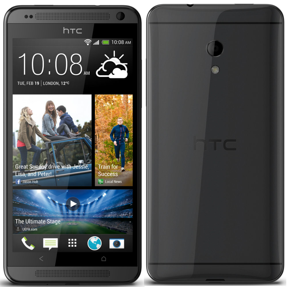 HTC Desire 700 dual sim with 5-inch qHD display, quad-core processor