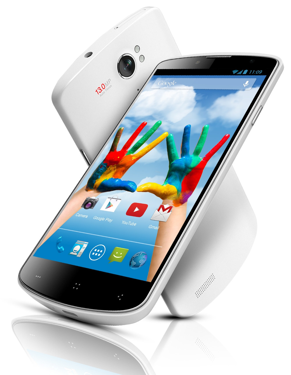 Karbonn Titanium X With 5 Inch 1080p Display 13mp Camera Launched Samsung Galaxy Infinite 4 Android 41 Jellybean Dual Core 12 Ghz Processor For Rs 18490