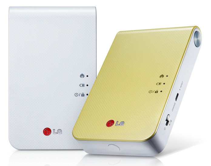 Lg To Show Off Pocket Photo 2 Smart Mobile Printer At Ces 2014