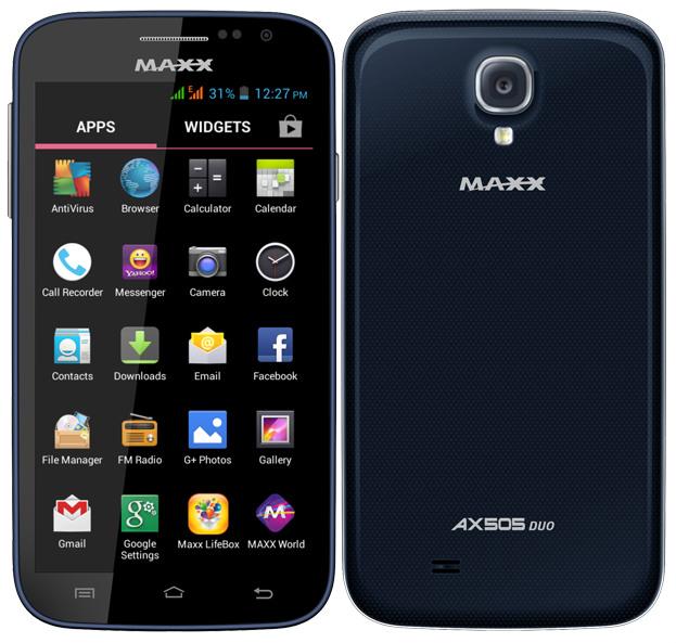 Maxx AX505 DUO