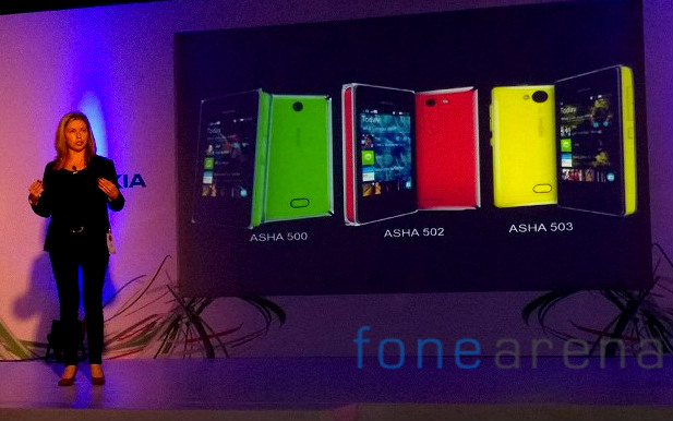 Nokia Asha 500, 502 and 503 launched in India, priced
