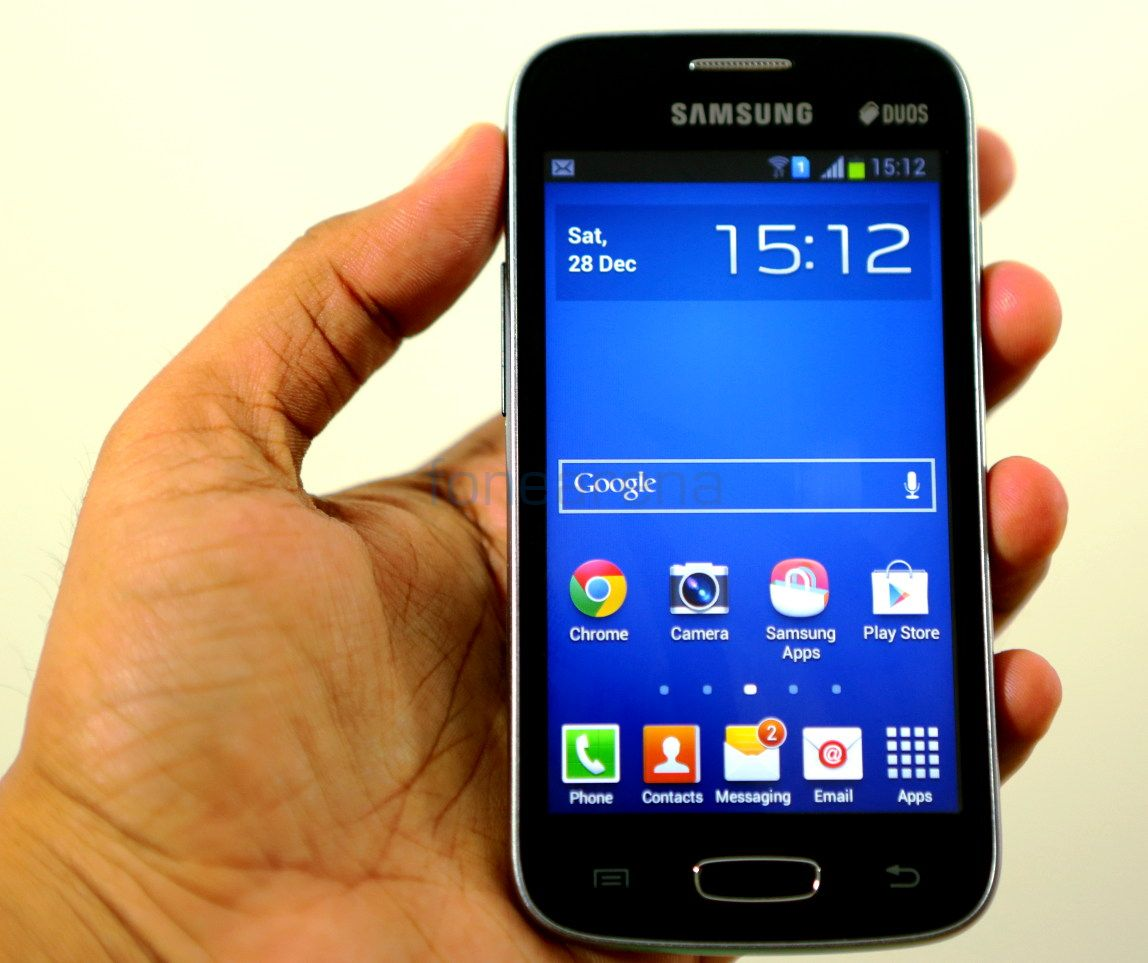 Samsung Galaxy Star Pro Review   Best technology on your ...