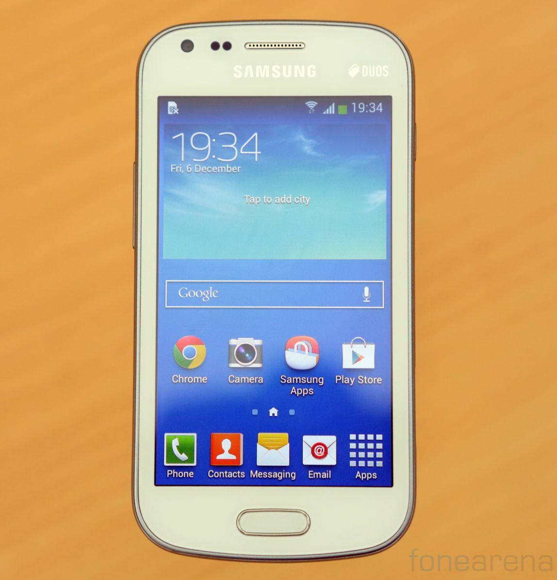 Samsung Galaxy S6 Otterbox: Samsung Galaxy S Duos 2 Photo Gallery