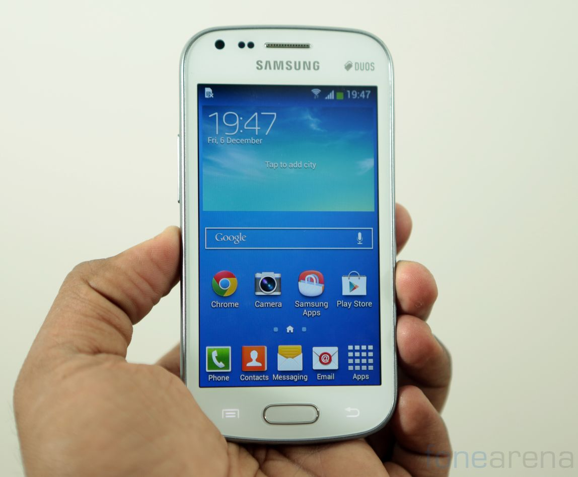 Samsung Galaxy S Duos 2 photos, specs, and price | Engadget