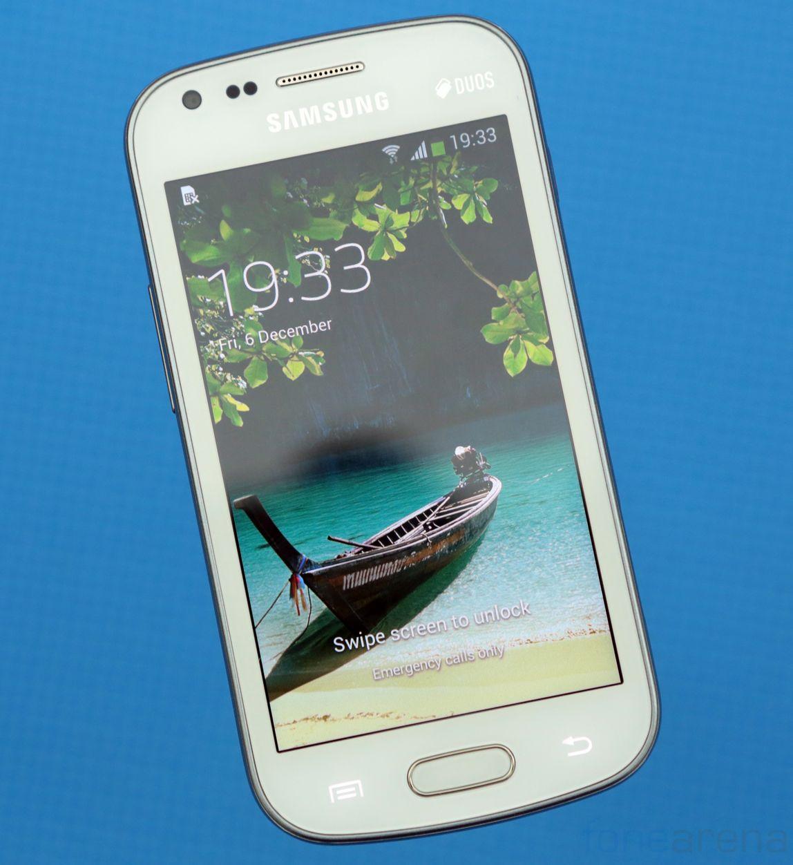 Samsung Galaxy S Duos 2 Photo Gallery