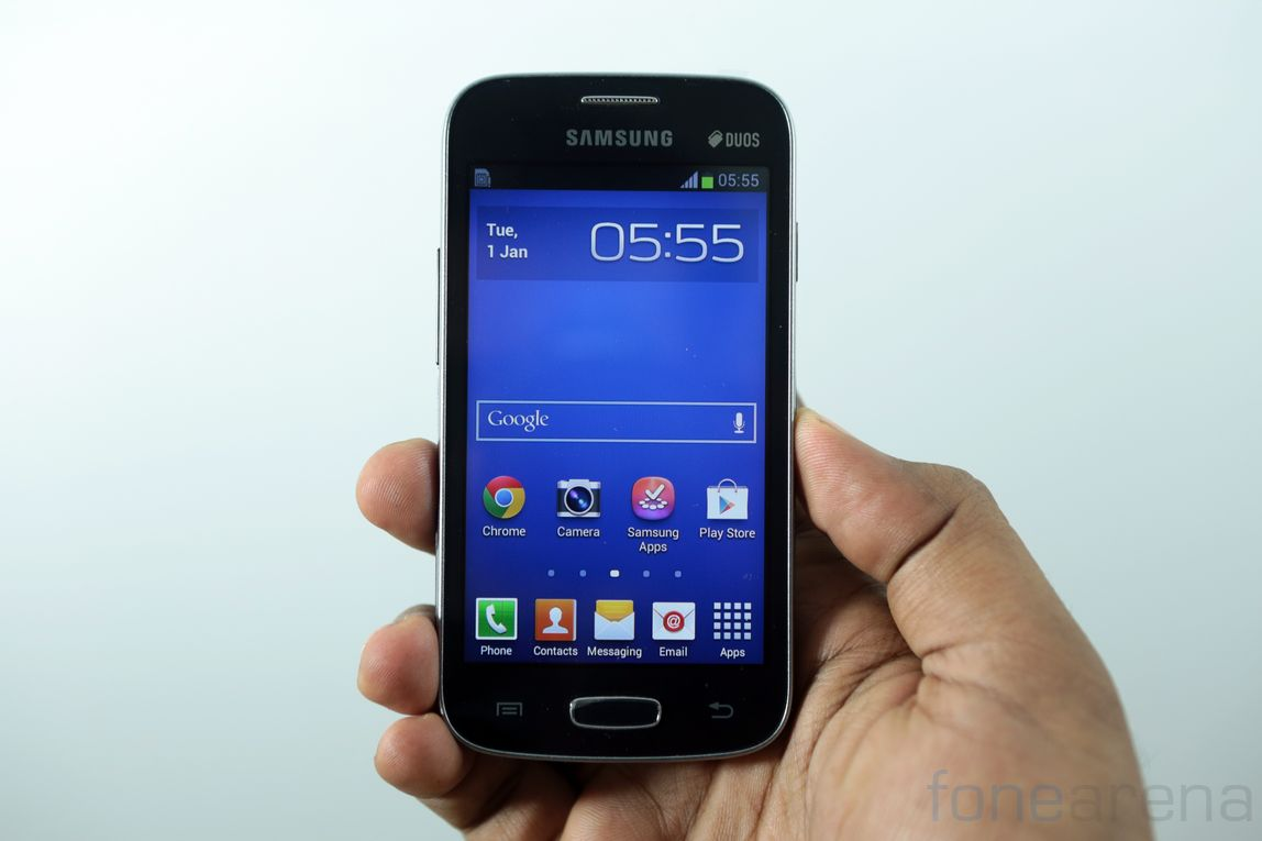Samsung Galaxy Star Pro Review | Best technology on your ...