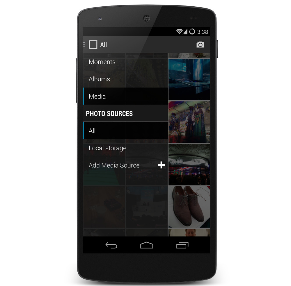 Android Fone Arena Part 440 Lenovo S650 Quadcore Cyanogenmod Gallerynext Beta