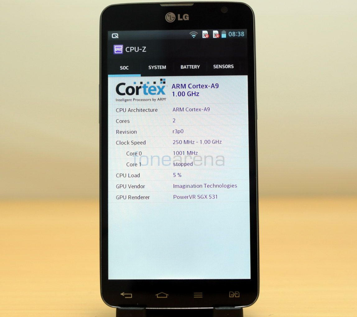 LG G Pro Lite Dual Benchmarks