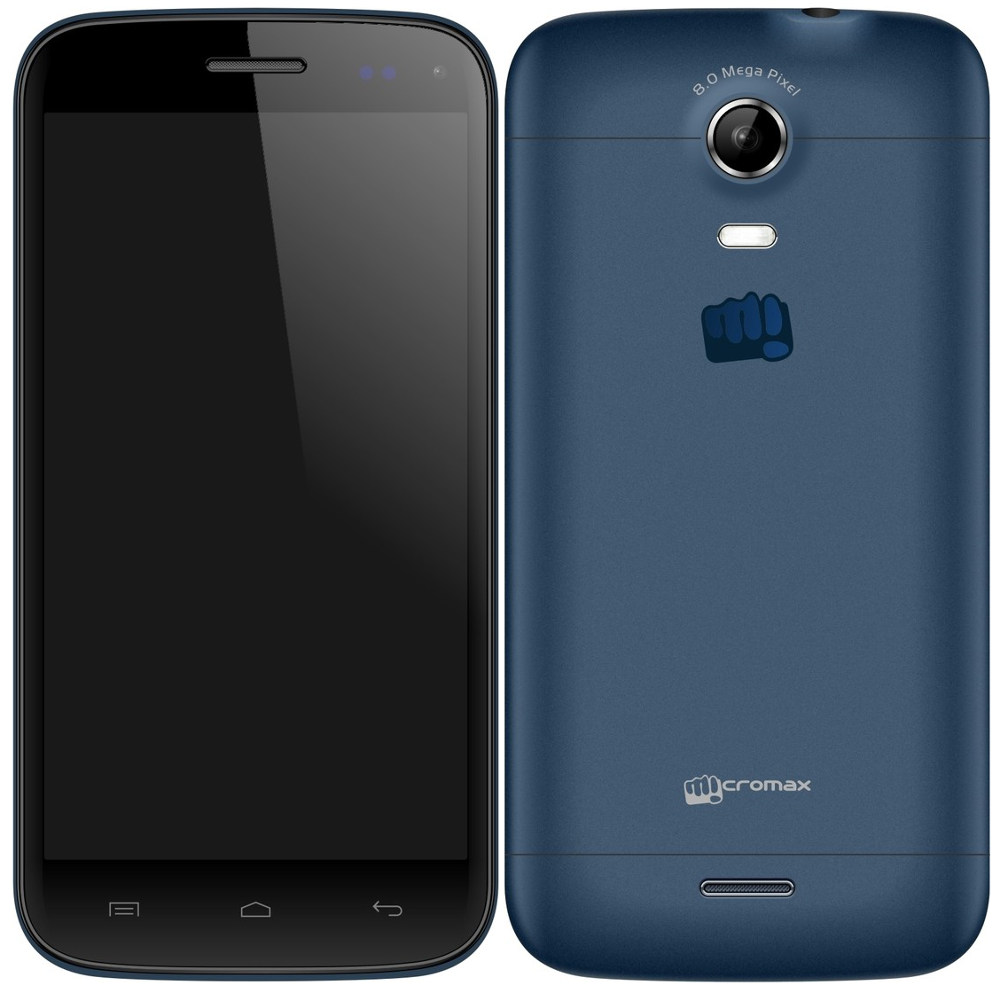 Micromax Canvas Turbo Mini A200 With 4.7-inch HD Display
