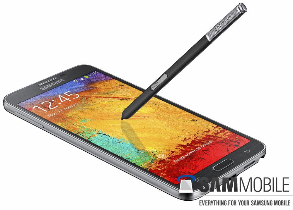 Samsung Galaxy Note 3 Neo leak