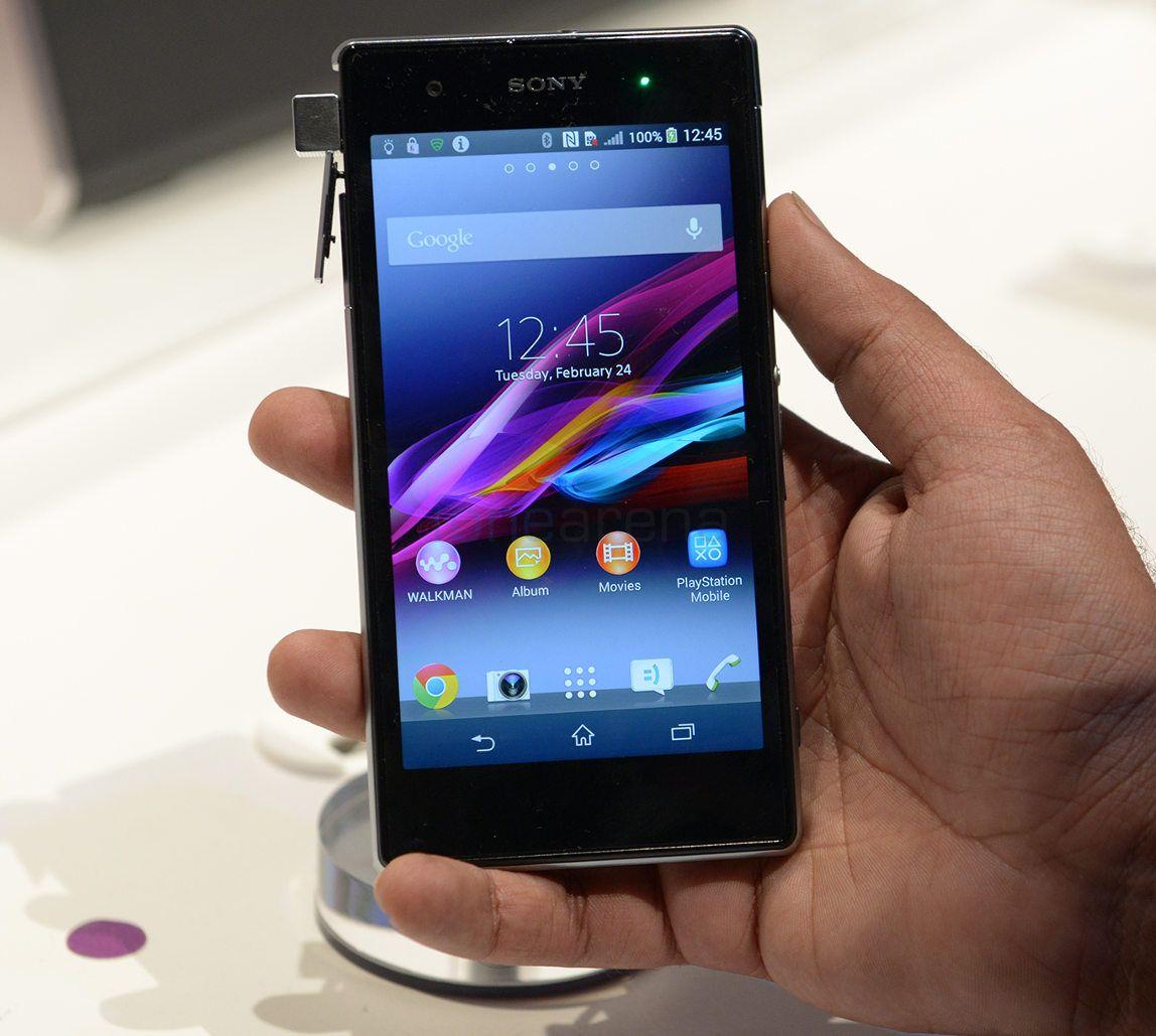 Sony Xperia Z1S-1