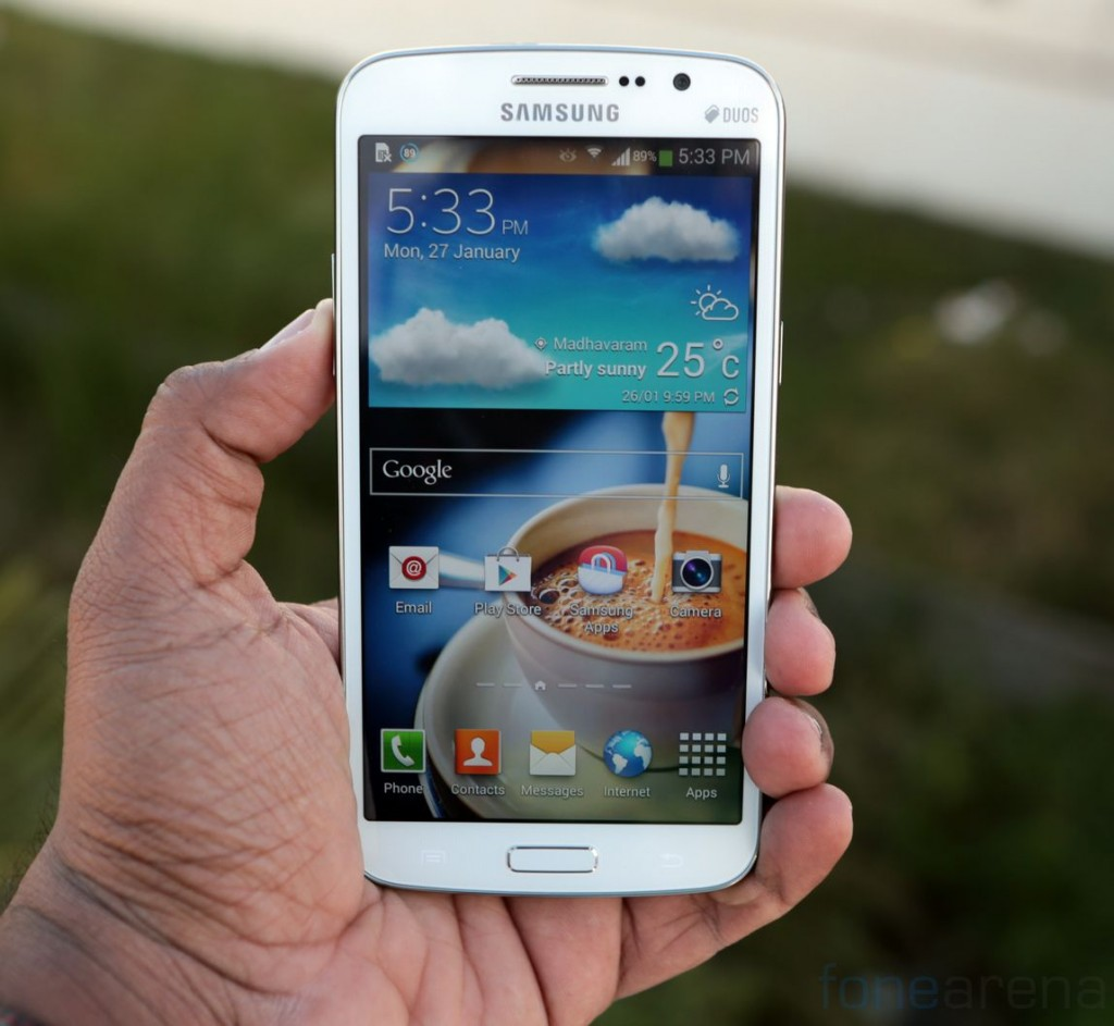 e0bd0f2b5b7 Samsung Galaxy Grand 2 Android 4.4 KitKat update now rolling out in India