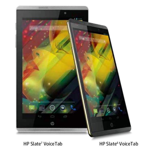 HP Slate VoiceTab Series