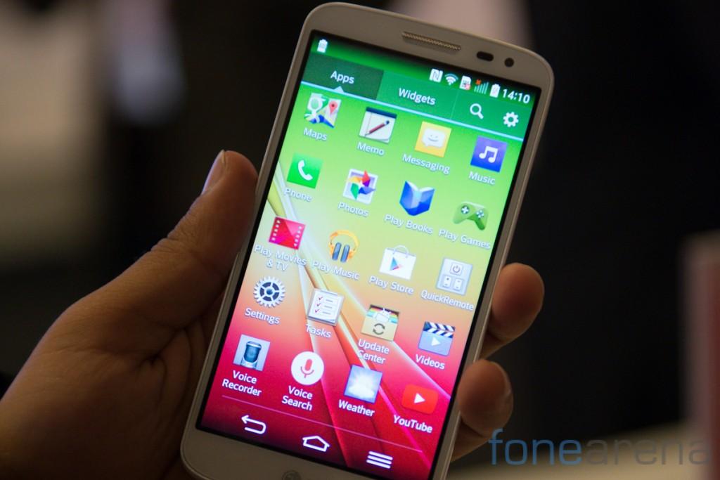 LG G2 Mini MWC 2014 -2