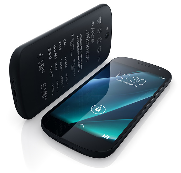 Next generation dual-screen YotaPhone with 5-inch 1080p AMOLED and