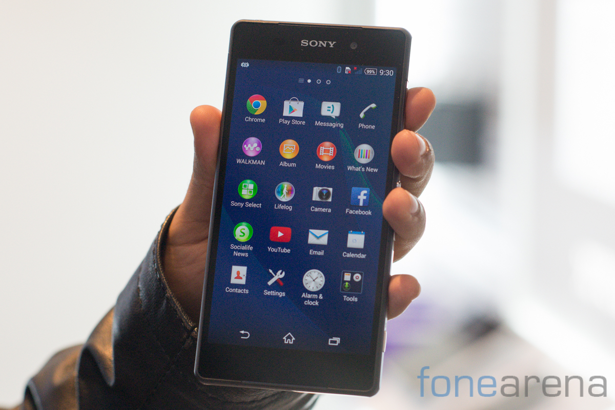 Sony offers free entertainment content and premium apps for