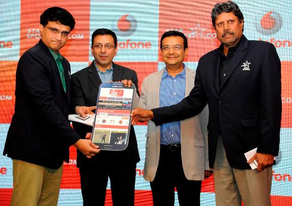 Vodafone Sports launch