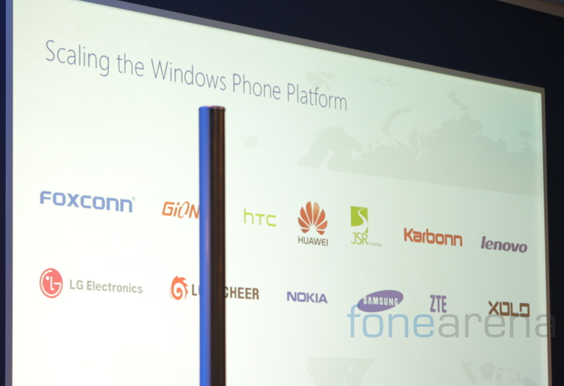 Windows Phone Partners 2014