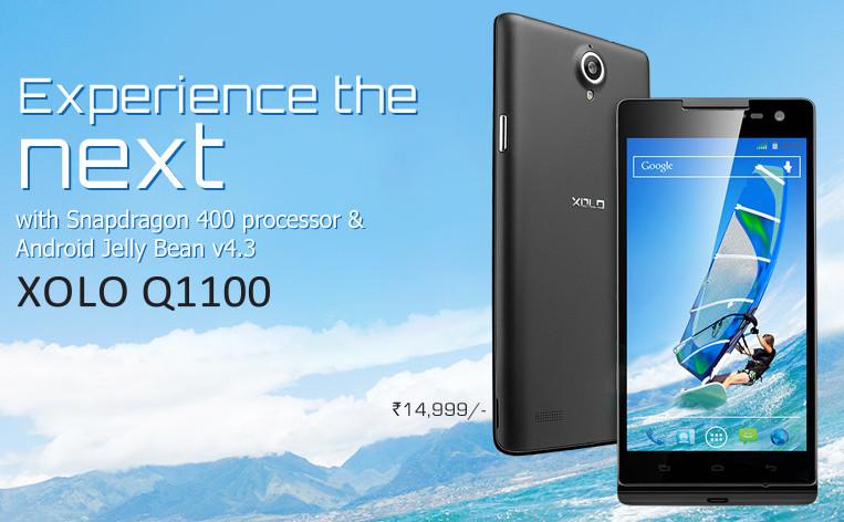 Xolo Q1100 price