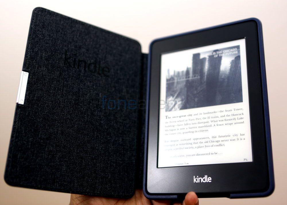Amazon Kindle Paperwhite (2013) Review