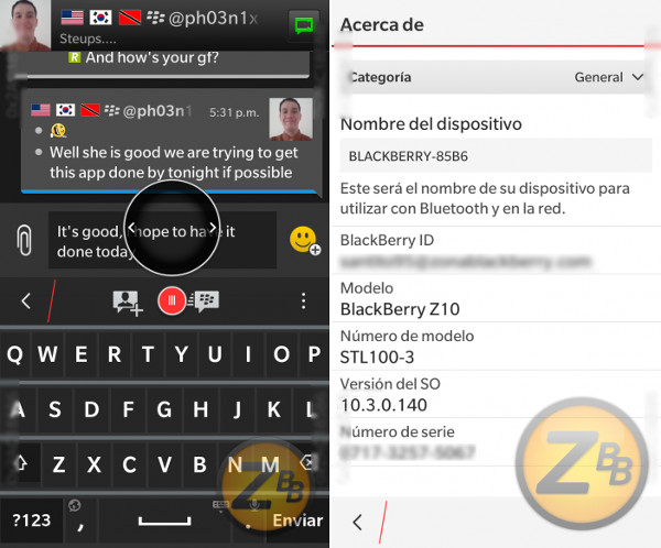 BlackBerry OS 10 3 leaks, reportedly brings new UI and features