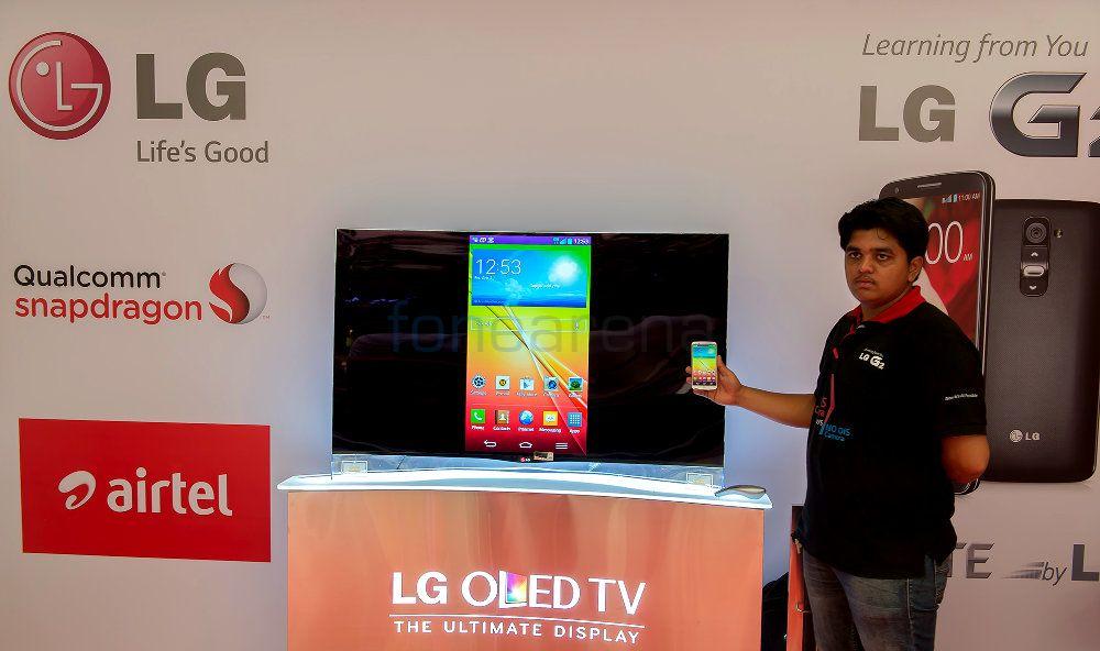 LG G2 LTE on Airtel 4G-1