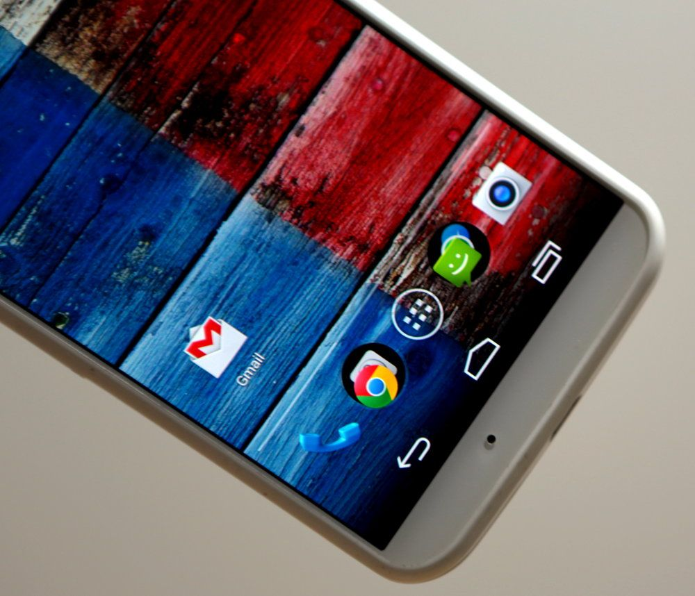 Motorola Moto X-2