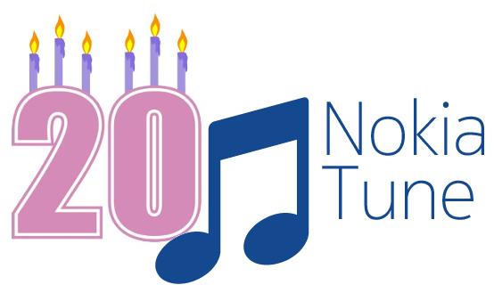Nokia ringtone celebrates its 20th birthday