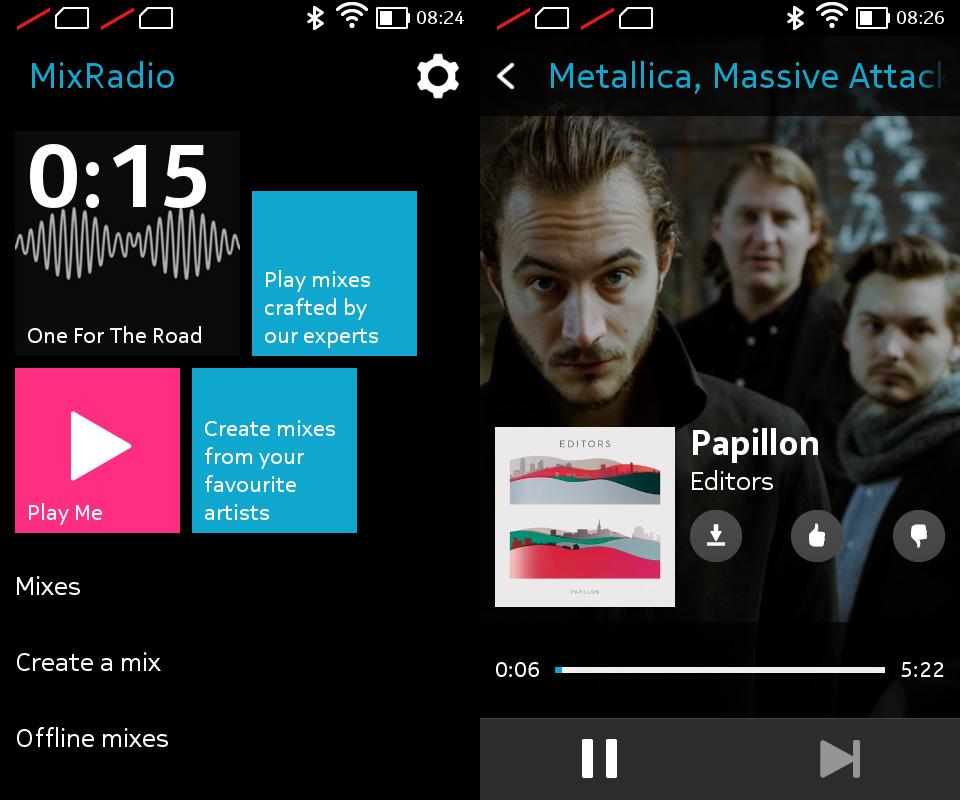 Nokia X UI 2