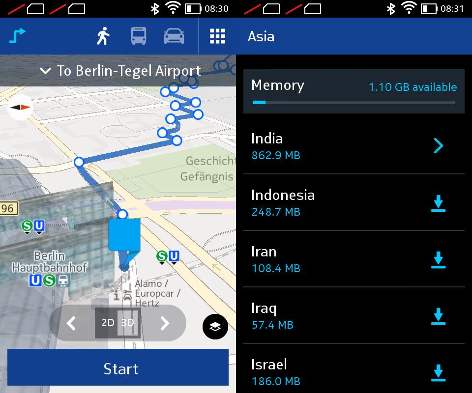 Nokia X UI 6