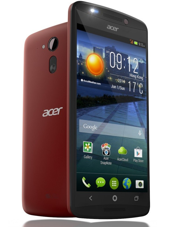 Acer Liquid E600 With 4G LTE E700 Triple SIM Support