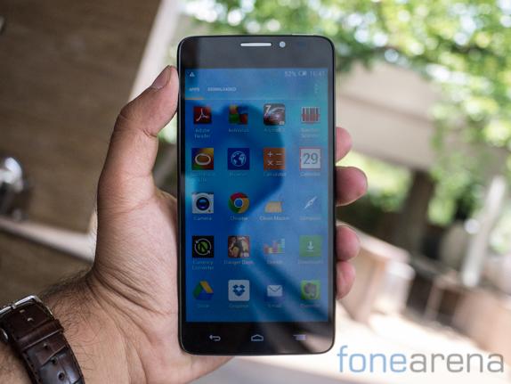 Alcatel One Touch Idol X -7