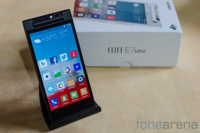 Gionee Elife E7 Mini-1