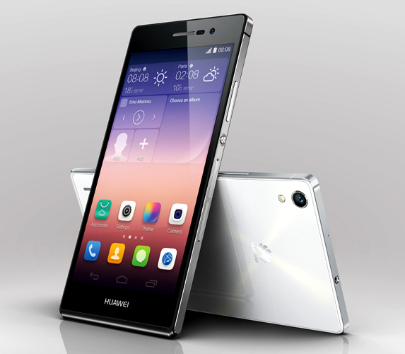 ef46334377d Huawei to launch its flagship Ascend P8 smartphone in April