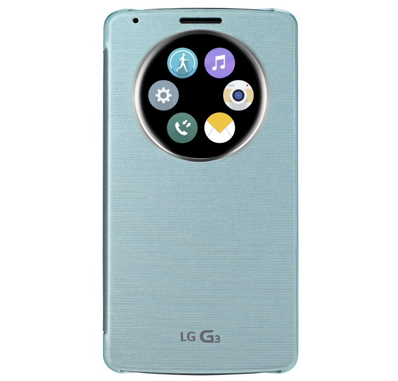 LG QuickCircle Case for G3