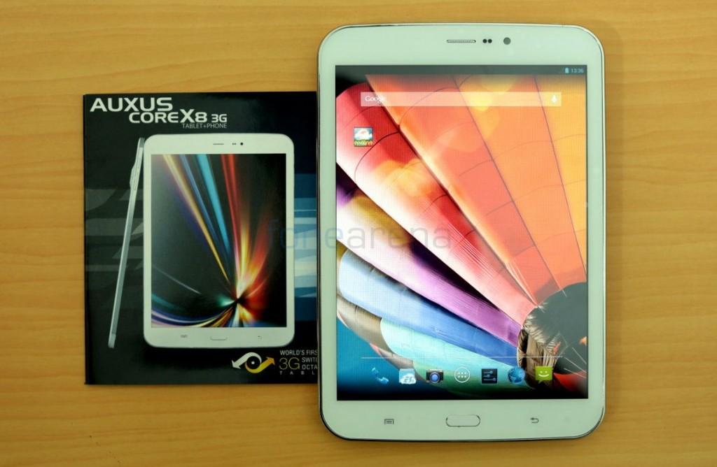 iberry Auxus CoreX8 3G Unboxing-10