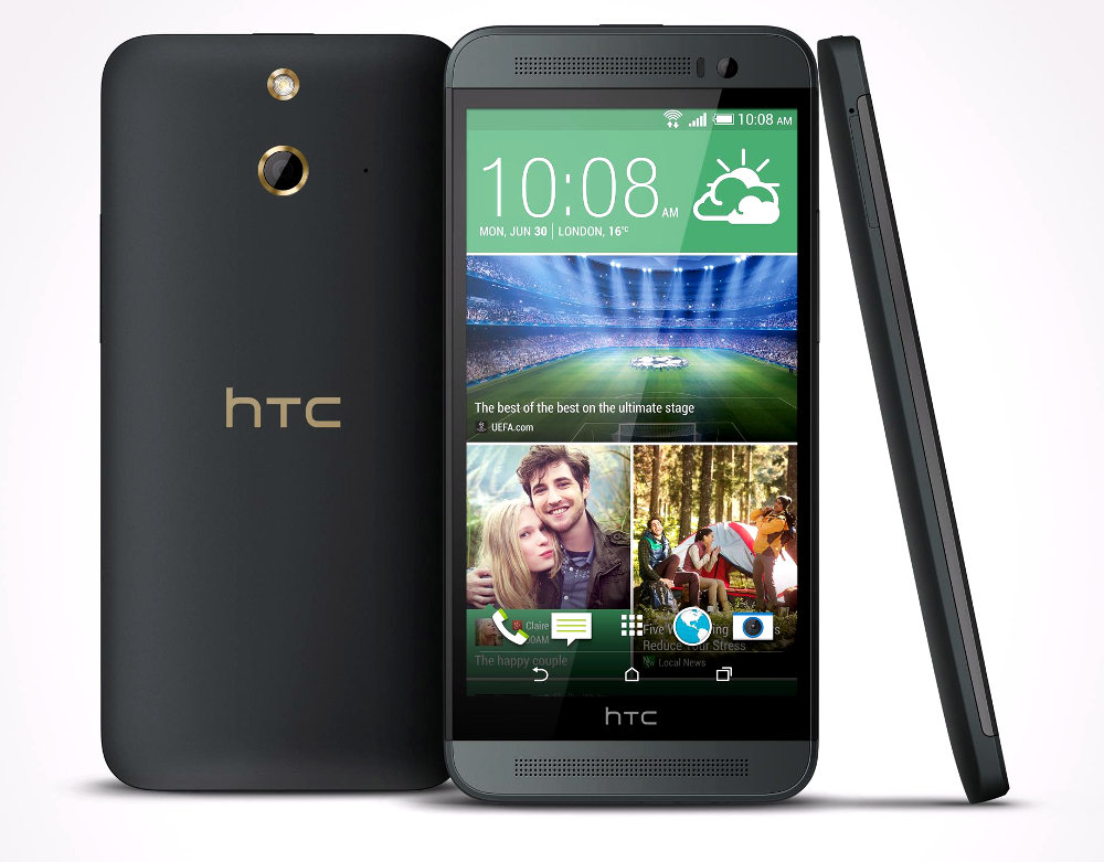 HTC One E8 launched in India for Rs  34900