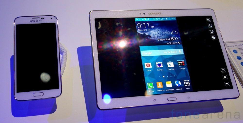 Samsung Galaxy Tab S SideSync 3.0-1