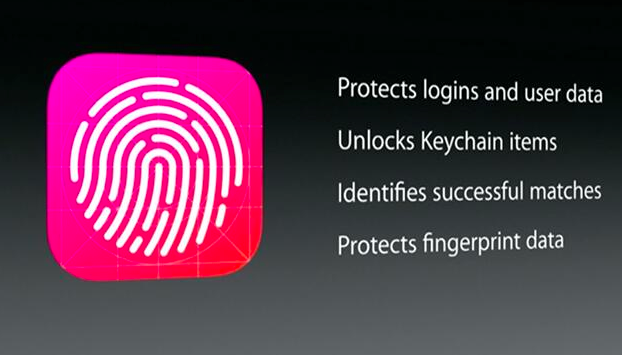 Apple opens Touch ID API for all applications