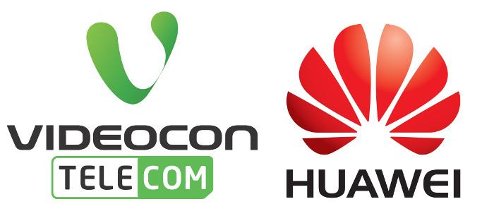 Videocon Telecom Huawei