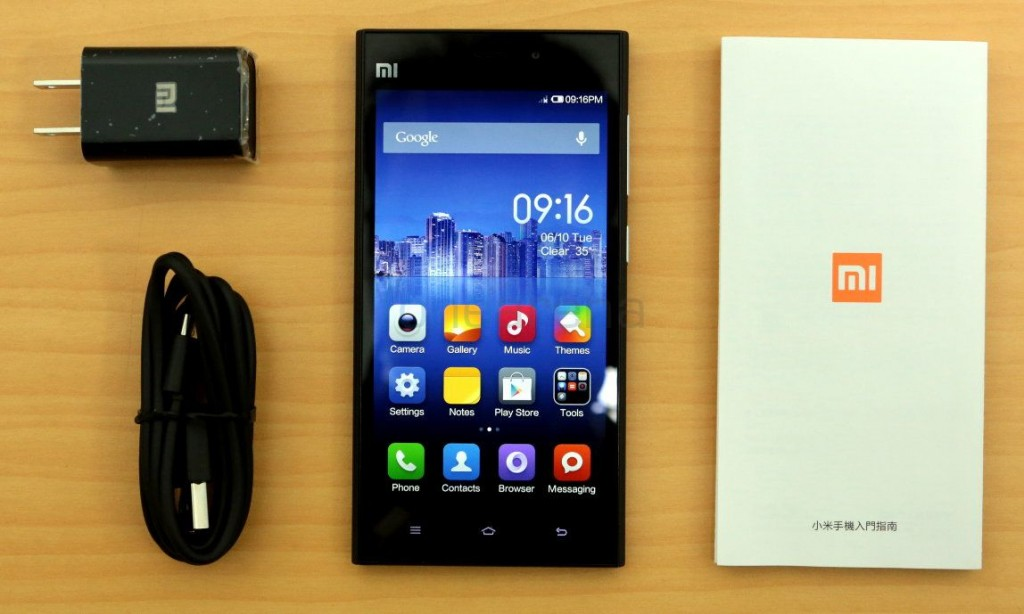 Xiaomi Mi3-1