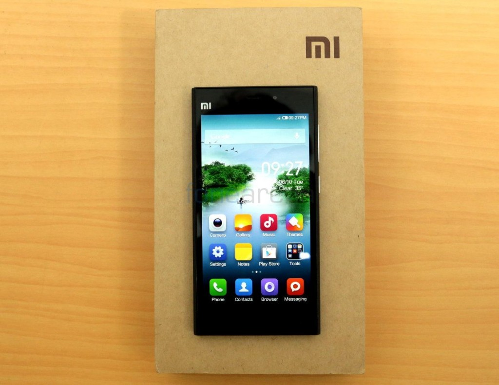 Xiaomi Mi3-10