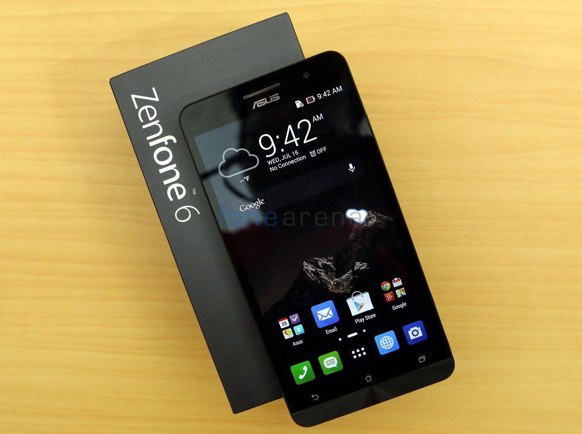 Asus Zenfone 6 Unboxing